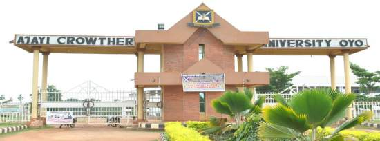 acu AJAYI CROWTHER UNIVERSITY ADMISSION LIST 1ST BATCH ADMISSION LIST RELEASED