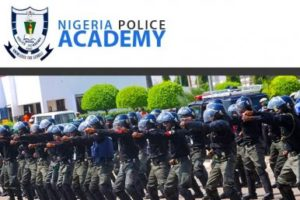 Nigeria Police Academy Cut Off Mark Courses