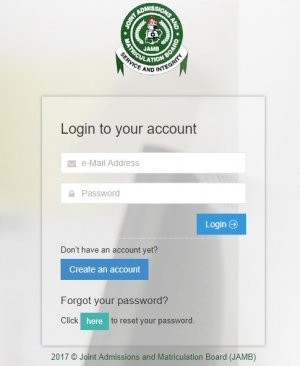 JAMB CAPS PORTAL - jamb.org.ng efacility login HOW TO CHECK YOUR ADMISSION  STATUS » PeakNG aa776d66778