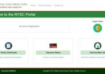 NYSC PORTAL – Portal.nysc.org.ng – HOW TO, USES AND GUIDE