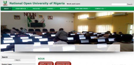 National Open University Of Nigeria Portal Login