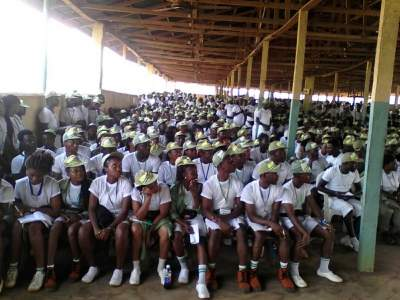 Delta State NYSC Camp Experience