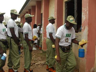 Kwara State NYSC Camp Pictures