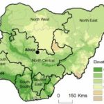 Nigeria Geographical Zones And Their States