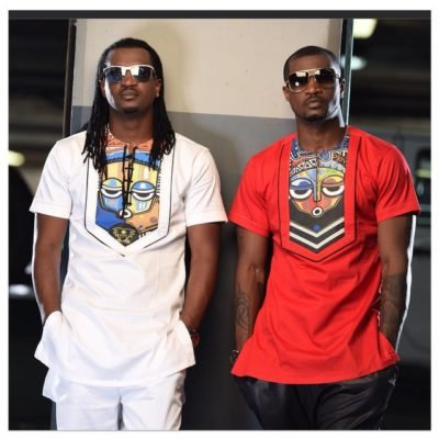 Peter & Paul Okoye