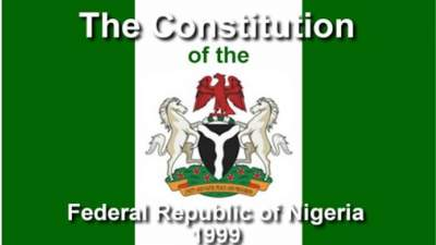 Importance Of Constitution In Nigeria