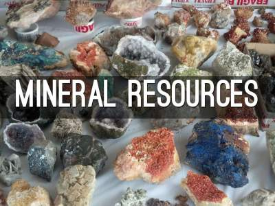 Types of Mineral Resources in Nigeria & List